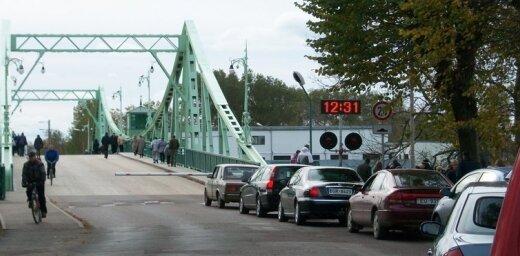 Vai zināt, kur Latvijā ir vienīgais izgriežamais metāla konstrukciju tilts?