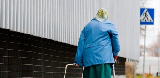 Рига: квартиросъемщик жестоко избил и ограбил 90-летнюю женщину