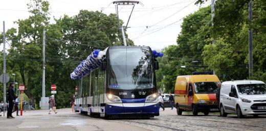 Avotu ielas tramvajs ir vien nākotnes iecere, mierina 'Rīgas satiksme'