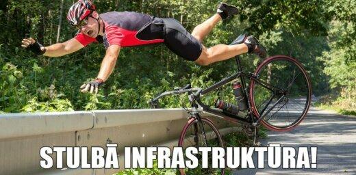 Cehs.lv: Pikets atrisina problēmas velosipēdistu galvā
