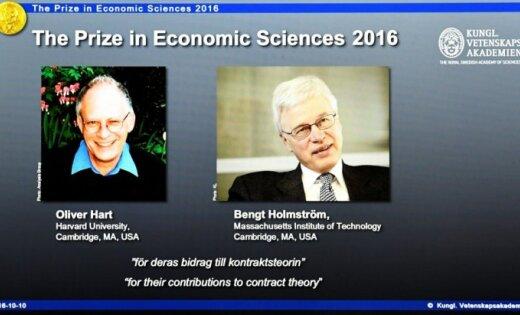 Нобелевскую премию по экономике присудили за теорию контрактов
