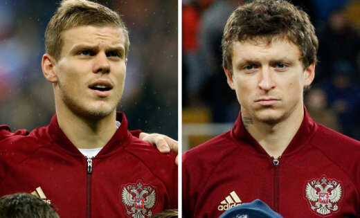 Футболисты Мамаев и Кокорин признали вину, они помещены в изолятор на двое суток