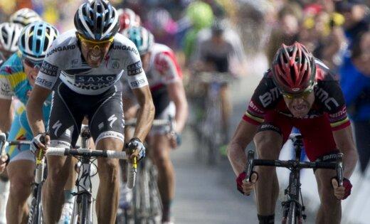 Greipelam trešā uzvara šī gada 'Tour de France' posmos