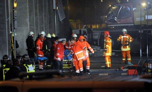 ЧП в Золитуде: 53 погибших, трое из них — спасатели