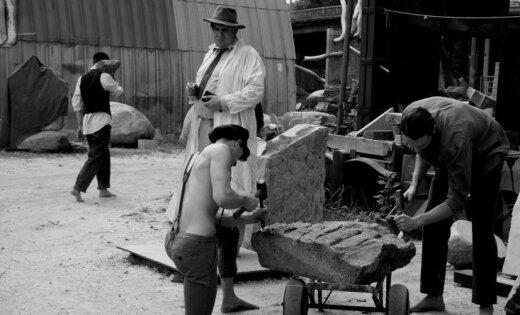 Pabeigta otrā Latvijas simtgades programmas filma 'Ievainotais jātnieks'