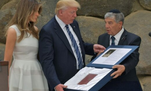 Хейли назвала вопросом времени перенос посольства США вИерусалим