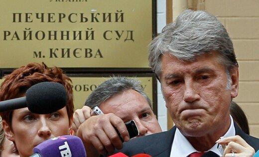 Экс-президент объявил оготовности возглавить НБУ— Возвращение Ющенко