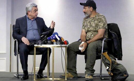 Отвергнувшие. Что ждет Армению после свержения премьер-министра Сержа Саргсяна
