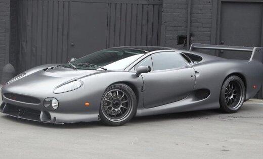 Редчайший суперкар Jaguar XJ220S уйдет с молотка
