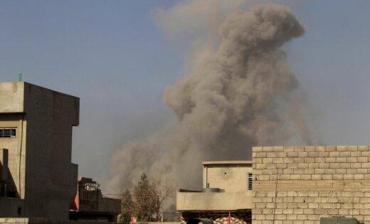 Военнослужащий США умер при взрыве вокрестностях Мосула