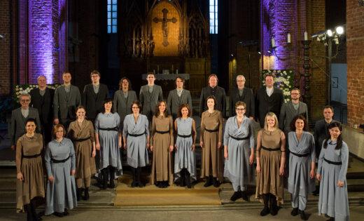 Latvijas Radio koris piedalīsies vērienīgajā 'BBC Promenādes' festivālā