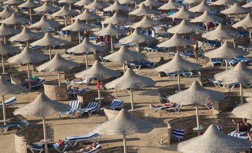 Турист на глазах у дочерей до смерти избил менеджера отеля в Египте