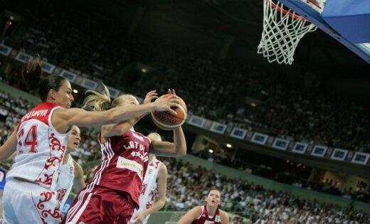 Latvija piedzīvo sāpīgu zaudējumu pret Krieviju