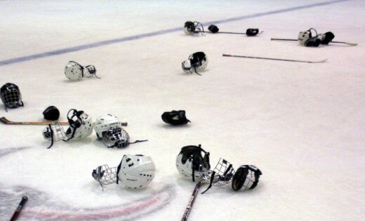ВМогилеве произошла массовая драка хоккеистов из Российской Федерации иСловакии