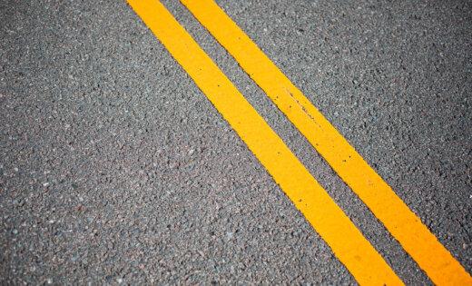 В серьезной аварии на шоссе Рига-Лиепая погибли два человека