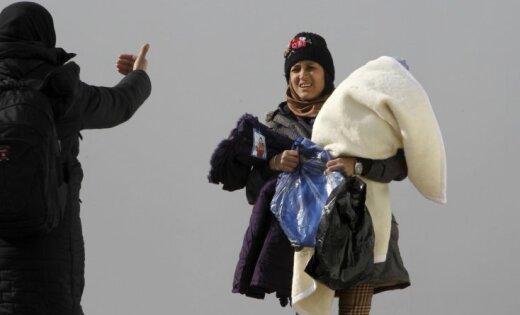 Латвия рассматривает возможность забрать у Турции часть беженцев