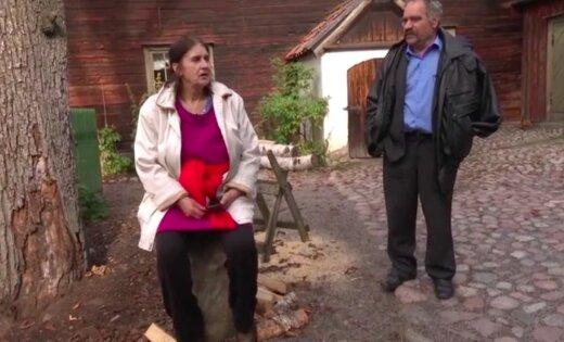 Saimniekšova spītnieki: Andris un Neldija ķīvējas pat ceļojumā