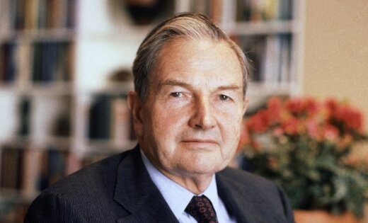 В США скончался миллиардер Дэвид Рокфеллер