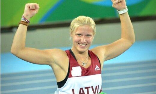 Паралимпийка из Латвии взяла золото чемпионата мира в толкании ядра