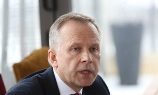 Банк Латвии лишил заработной платы обвиняемого вкоррупции руководителя