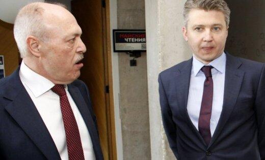 Трамп грубо толкнул премьера Черногории насаммите вБрюсселе
