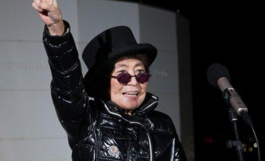 Joko Ono atgriežas mūzikā ar jaunu albumu