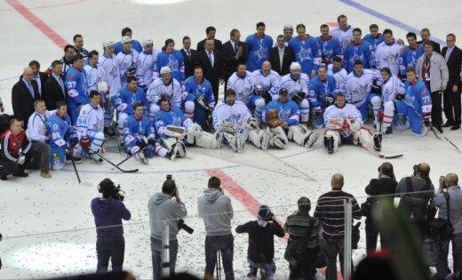 KHL Zvaigžņu spēle oficiāli pārcelta uz Bratislavu