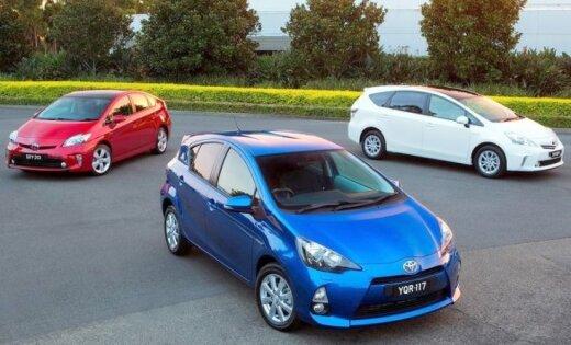 Toyota объявила об отзыве 1,43 млн автомобилей по всему миру