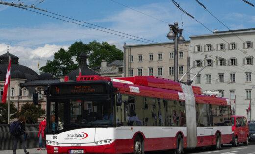 Vadims Faļkovs: Trolejbuss 'zem lupas'