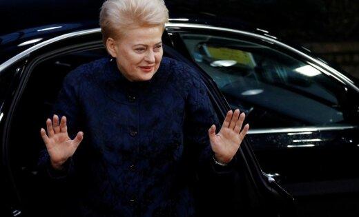 """Грибаускайте: разворошенная вершина коррупции вскрыла """"невиданную Литву"""""""