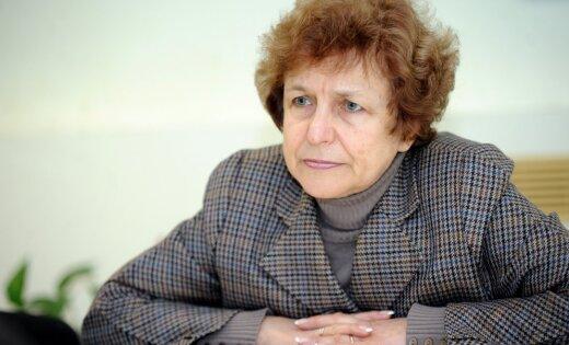 Ždanoka noliks EP deputātes mandātu un gatavosies Saeimas vēlēšanām