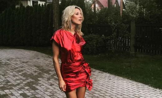 ФОТО: Жена самого богатого человека Латвии снова очаровала публику