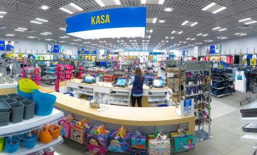 В Латвии открывают первый магазин популярного в центральной Европе торговца