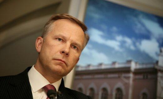 """Римшевич """"всё"""": что первые лица государства говорят о скандале в Банке Латвии"""