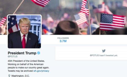 Заблокировку пользователей в Твиттер  наТрампа подали всуд