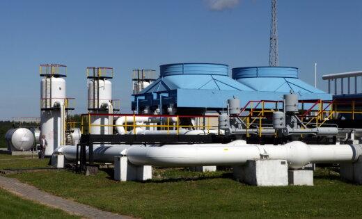 Минэкономики: Инчукалнское подземное газохранилище заполнено на 36,4%