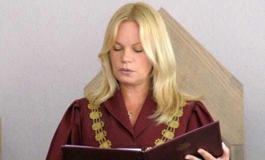 Lems par atļauju sākt kriminālvajāšanu pret tiesnesi Bērziņu par iespējamo kukuļošanu