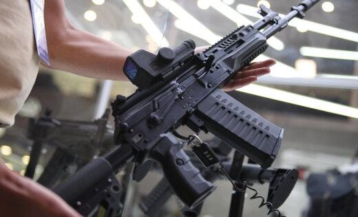 Русский концерн «Калашников» продемонстрировал новый автомат под патрон НАТО