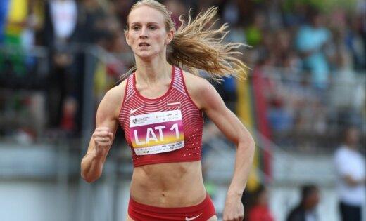 У латвийской бегуньи — золото чемпионата Европы среди молодежи