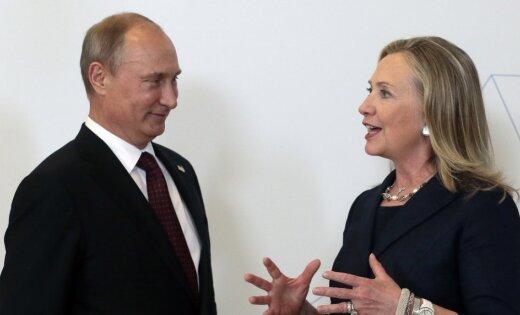 Выжившая из ума Хиллари обозвала путина «крестным отцом» глобального национализма (за исключением русского)