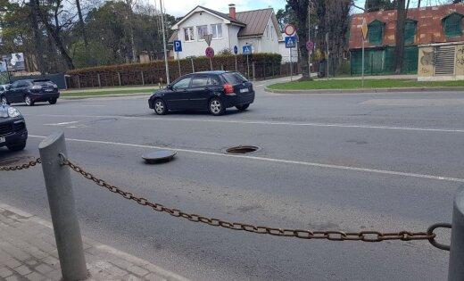Lasītājs: 'Samaksājiet par iebraukšanu Jūrmalā, bet pēc tam remontējiet savu auto?'