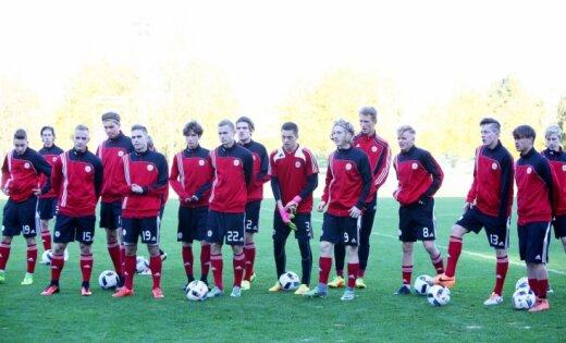 Latvijas U-19 futbola izlase pirmoreiz kopš 2008.gada pārvar EČ atlases pirmo kārtu