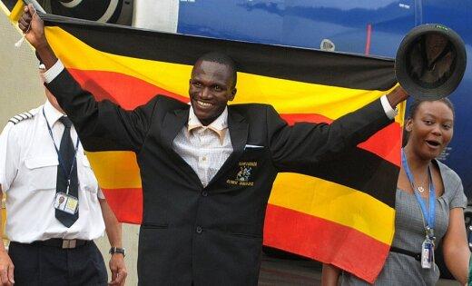 Ugandas skrējējs Kiprotihs par uzvaru Londonas Olimpiādes maratonā saņēmis 80 000 ASV dolāru