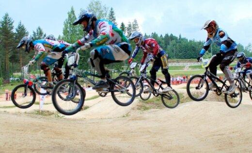 Veide būs Latvijas trešais pārstāvis BMX riteņbraukšanā Londonas Olimpiādē