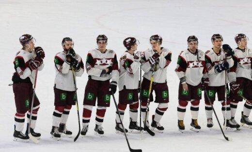 Latvijas hokeja izlase sev veiksmīgo pārbaudes turnīru Francijā noslēdz ar uzvaru pār mājiniekiem