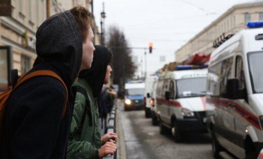 В итоге взрыва вметро Санкт-Петербурга был госпитализирован 51 человек