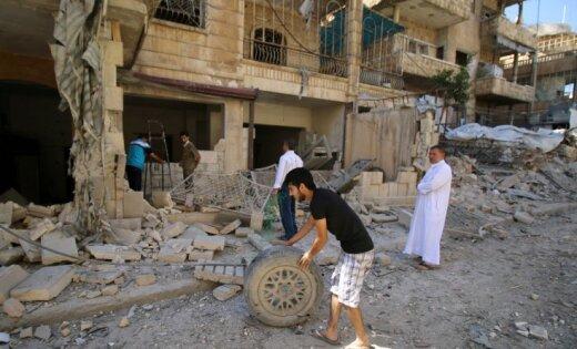 ООН: Гражданские всирийском Алеппо оказались в«настоящем аду»