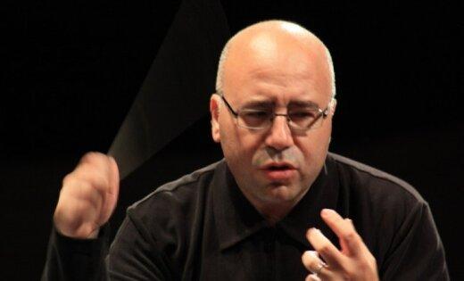 Lielajā piektdienā Rīgā diriģēs pasaulslavenais spāņu komponists Ferers Ferāns