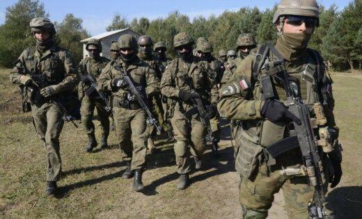Вместе с канадскими в Латвию прибудут и польские военнослужащие