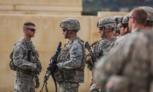 В Латвии пройдут международные военные учения Arrcade Fusion 15